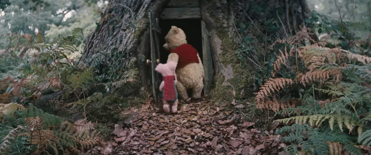 Christopher Robin Trailer (2018) Screen Capture #3