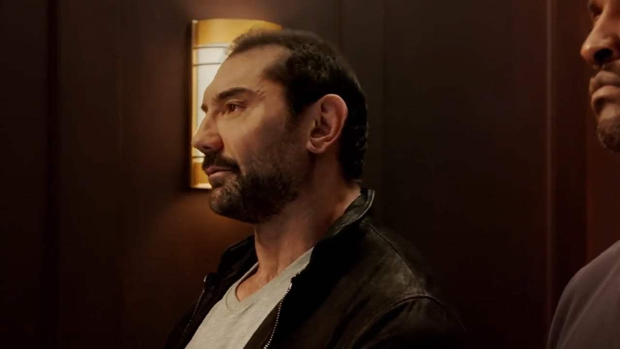 Hotel Artemis TV Spot - Sportscenter (2018) Screen Capture #1