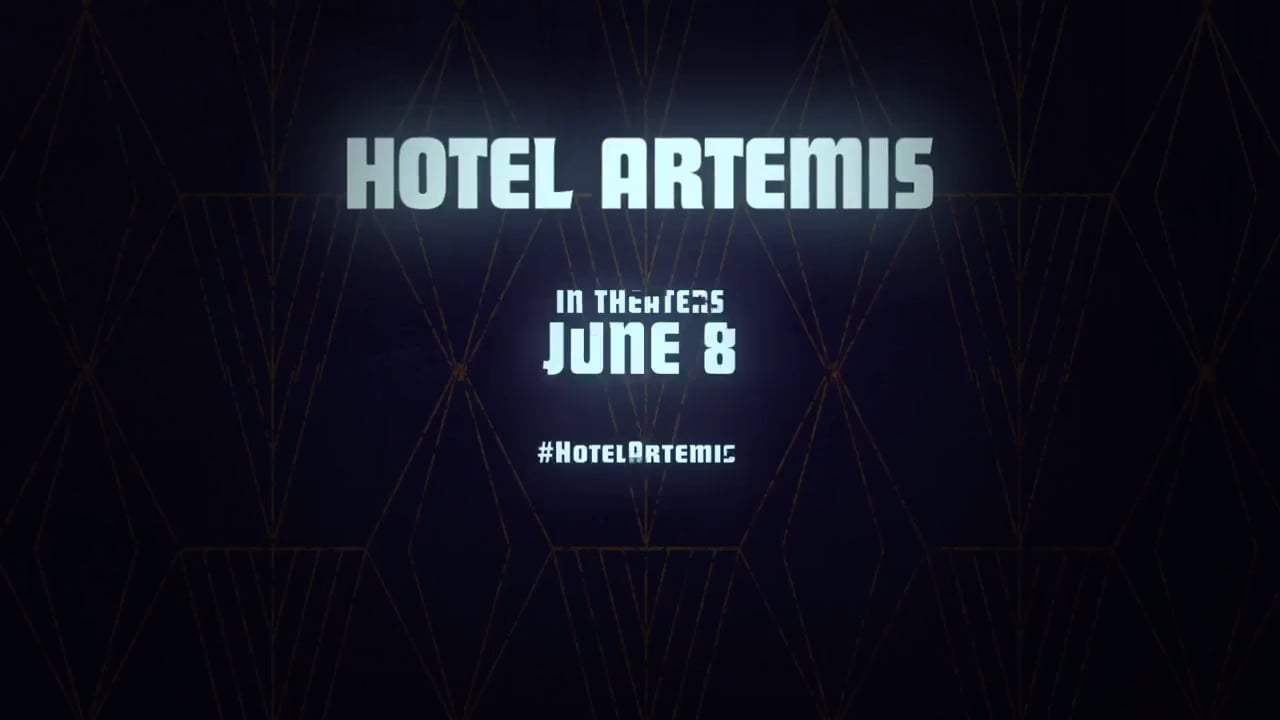 Hotel Artemis TV Spot - Sportscenter (2018) Screen Capture #4