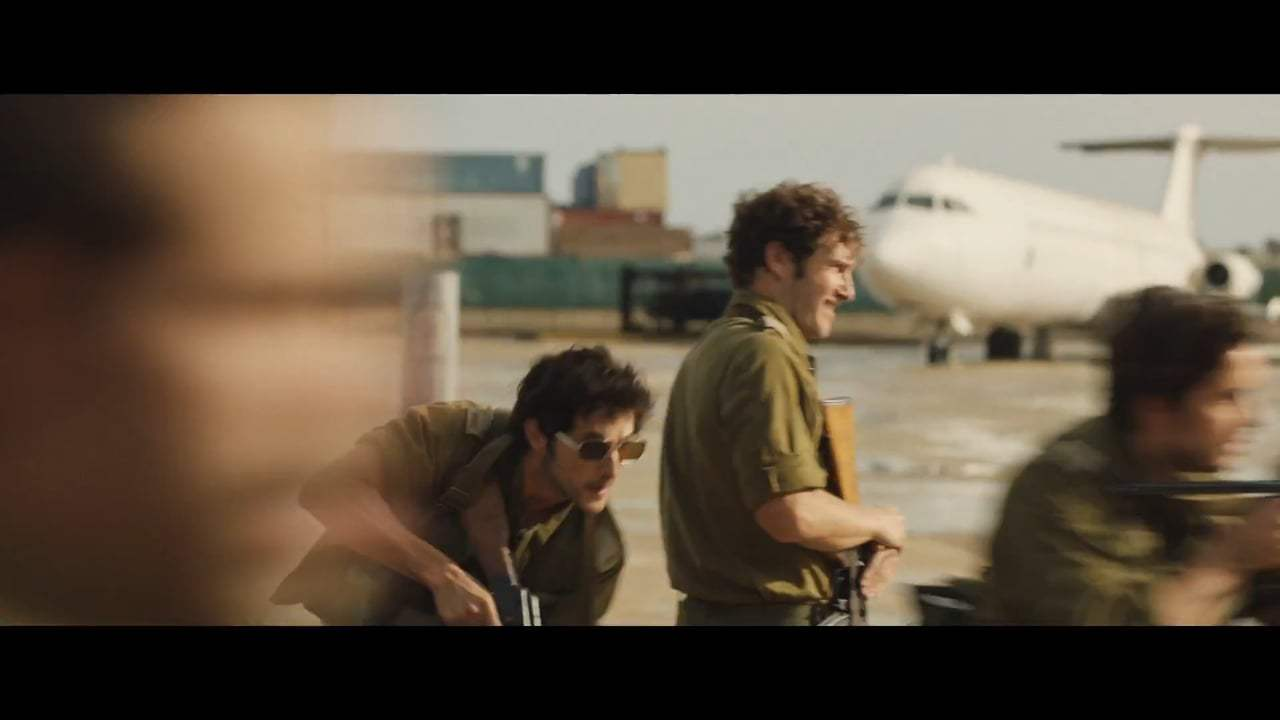 7 Days in Entebbe TV Spot - Own It (2018) Screen Capture #1