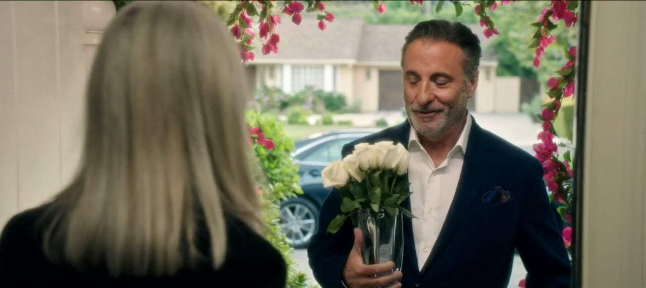 Book Club (2018) - He Brought Flowers Screen Capture #3