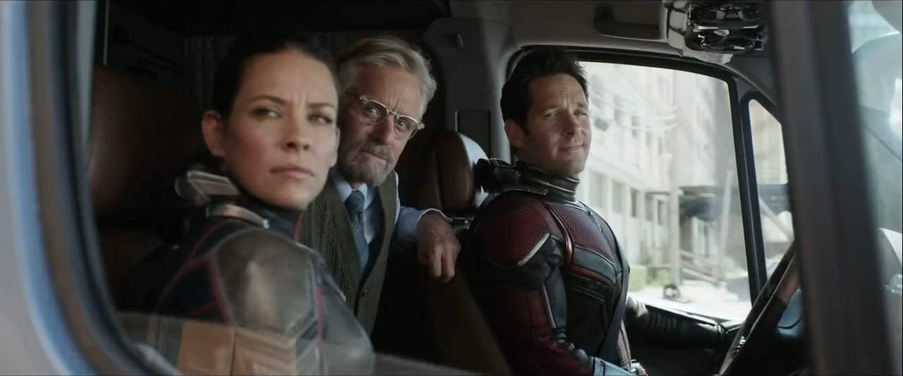 Ant-Man and the Wasp TV Spot - Fun (2018) Screen Capture #1