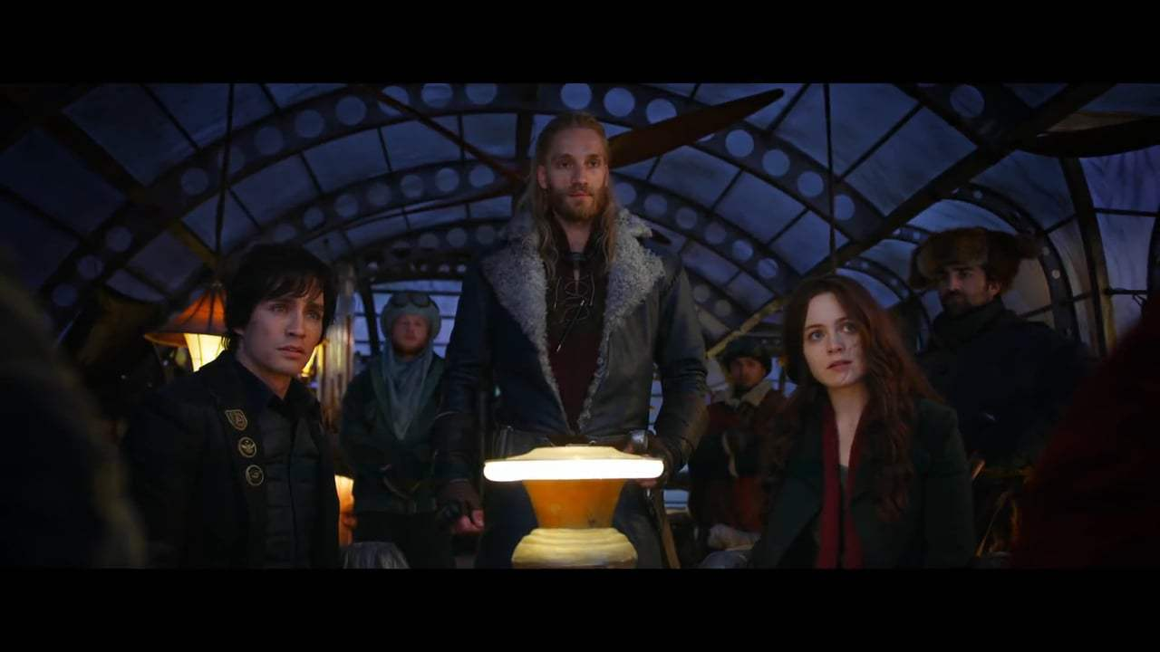 Mortal Engines Trailer (2018) Screen Capture #3