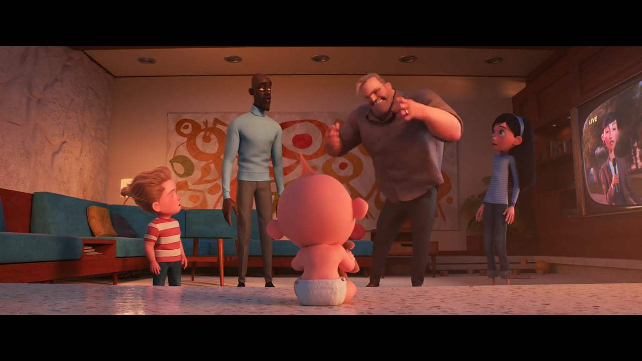 The Incredibles 2 (2018) - Cookie Screen Capture #1