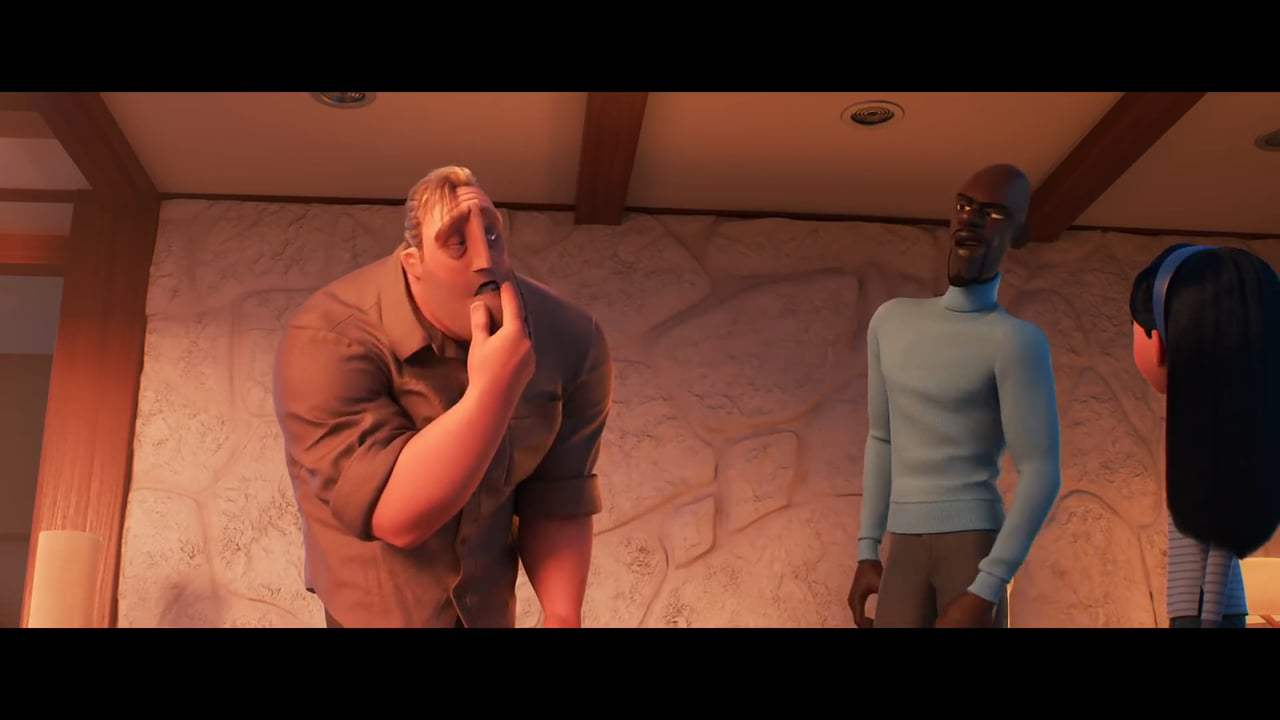 The Incredibles 2 (2018) - Cookie Screen Capture #2