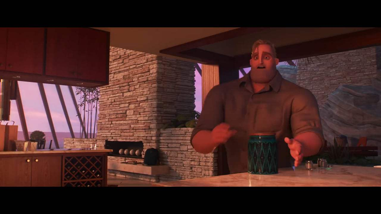 The Incredibles 2 (2018) - Cookie Screen Capture #3