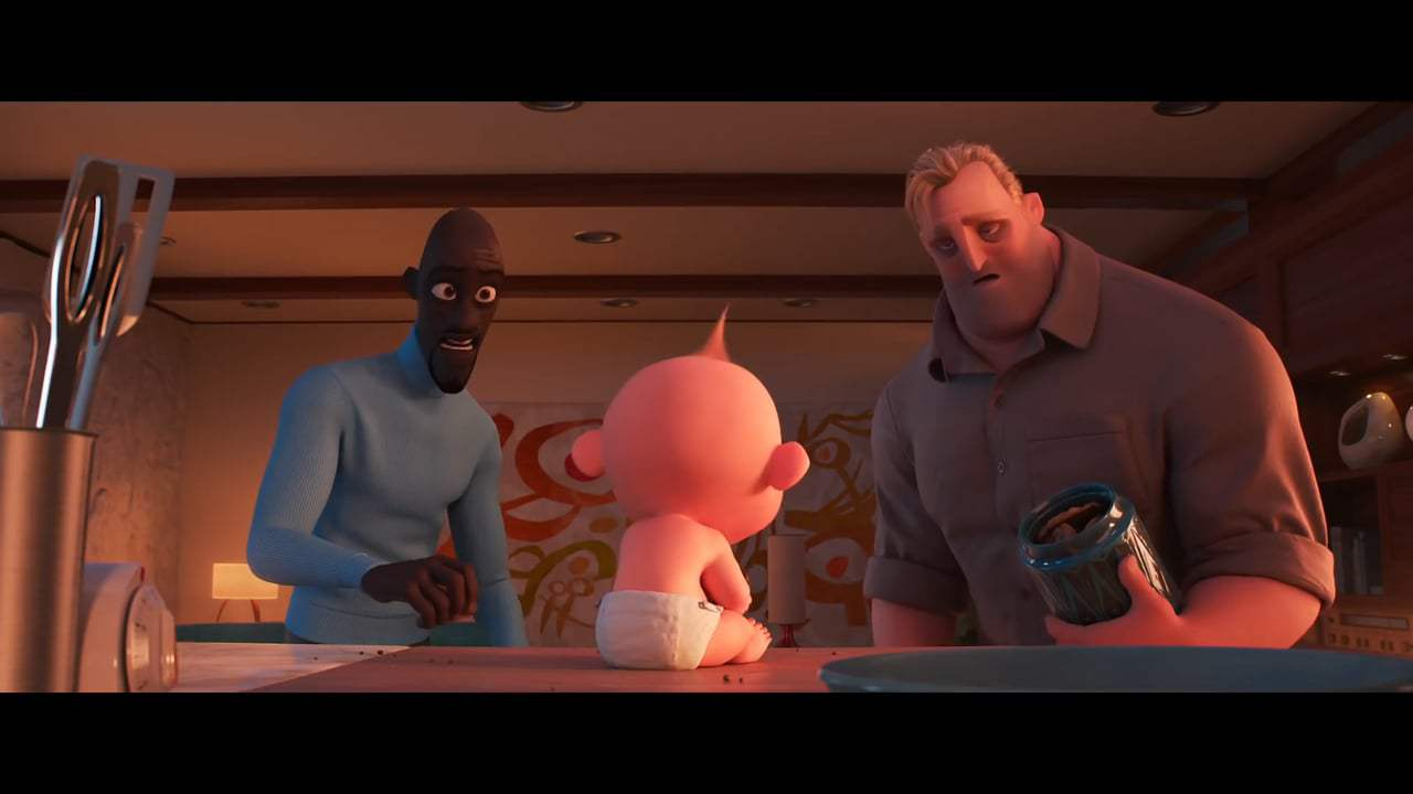 The Incredibles 2 (2018) - Cookie Screen Capture #4