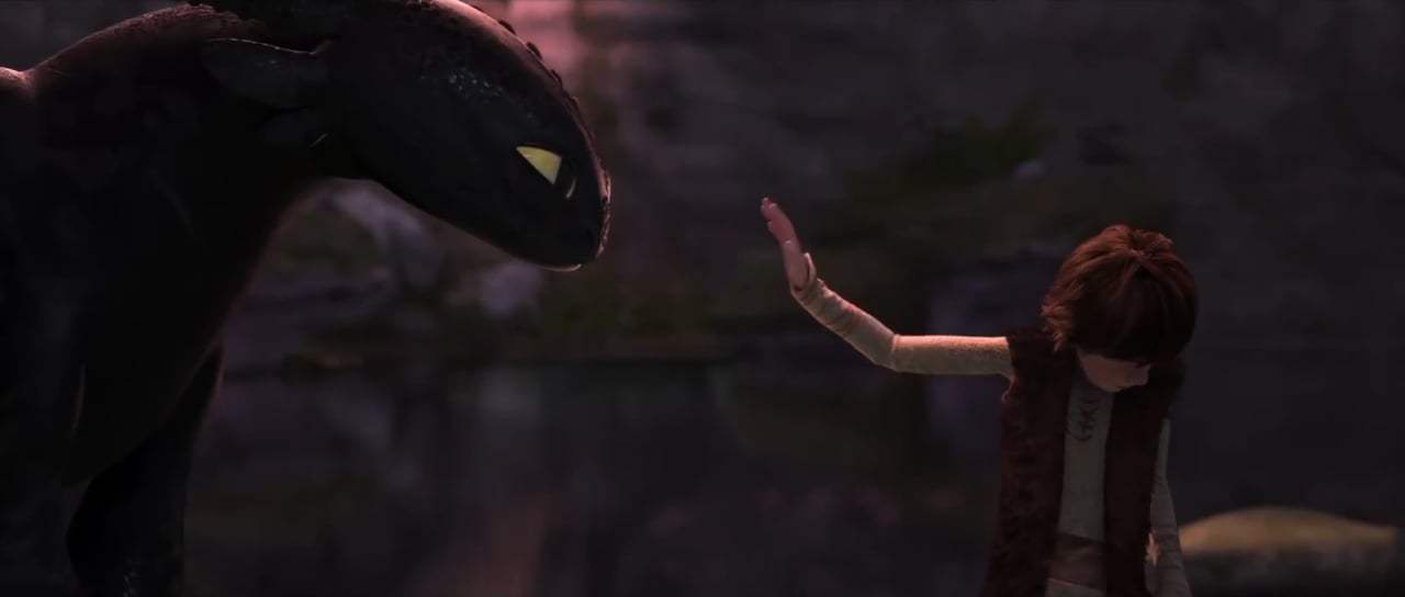 How to Train Your Dragon: The Hidden World Trailer (2019) Screen Capture #1