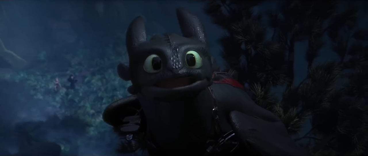 How to Train Your Dragon: The Hidden World Trailer (2019) Screen Capture #3
