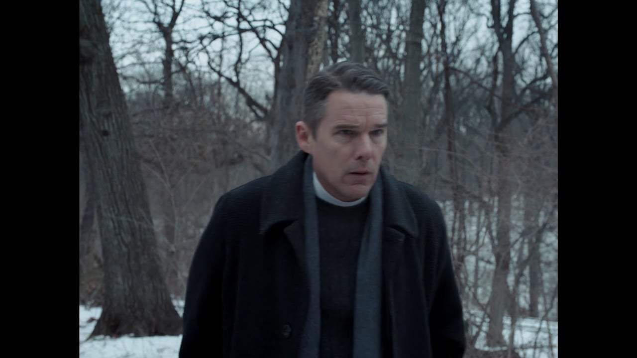 First Reformed Featurette - The Cinema of Paul Schrader (2018) Screen Capture #3