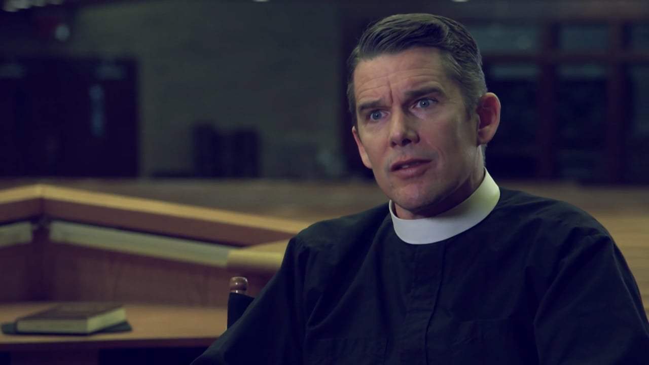 First Reformed Featurette - The Cinema of Paul Schrader (2018) Screen Capture #4