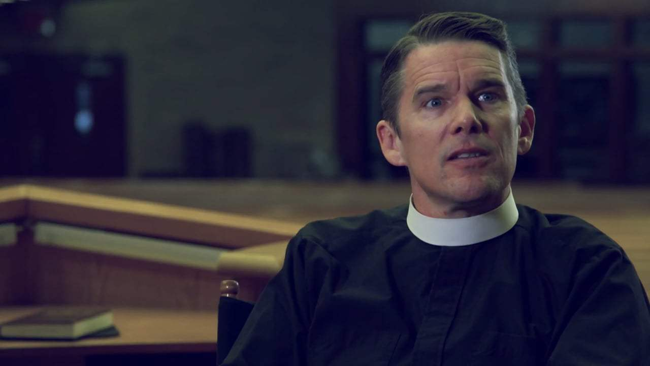 First Reformed Featurette - Crisis of Faith (2018) Screen Capture #4