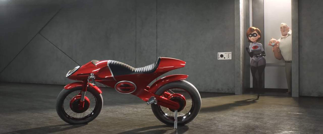 The Incredibles 2 (2018) - Elasticycle Screen Capture #1