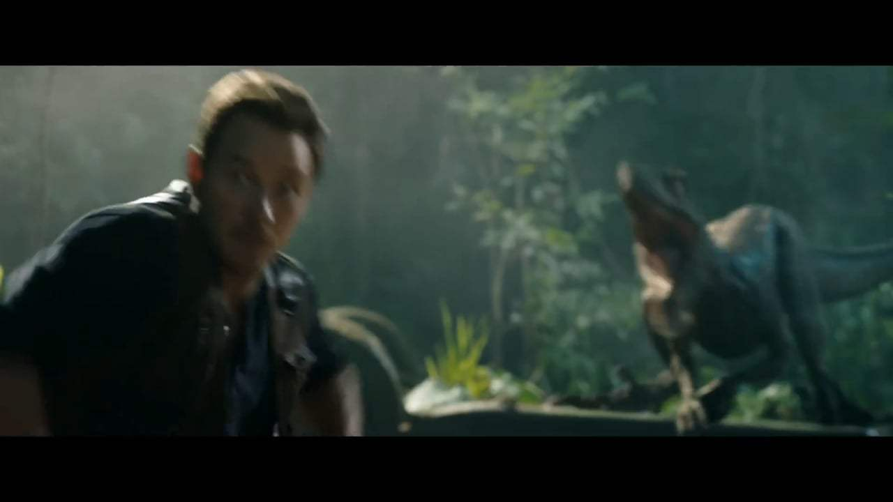 Jurassic World: Fallen Kingdom TV Spot - Awesome (2018) Screen Capture #1