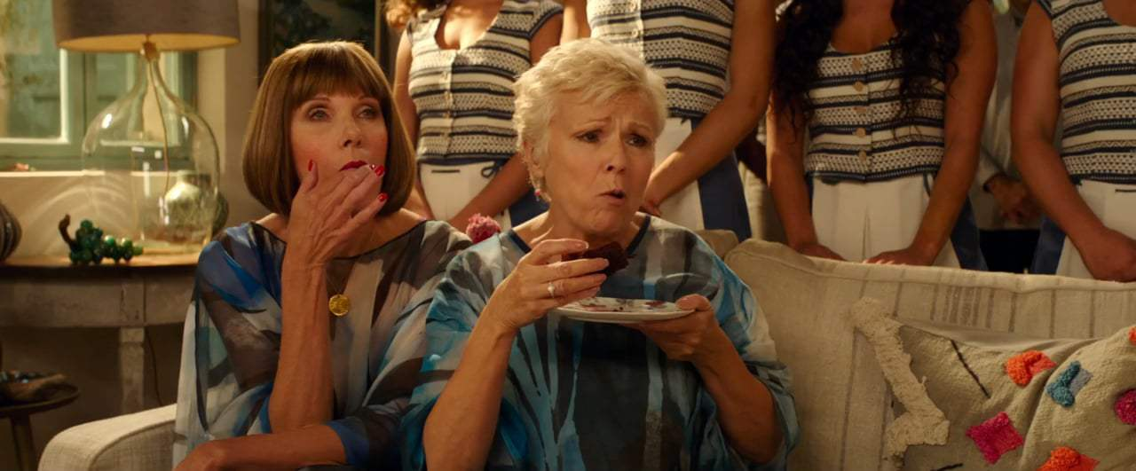 Mamma Mia! Here We Go Again TV Spot - Book Now (2018) Screen Capture #1