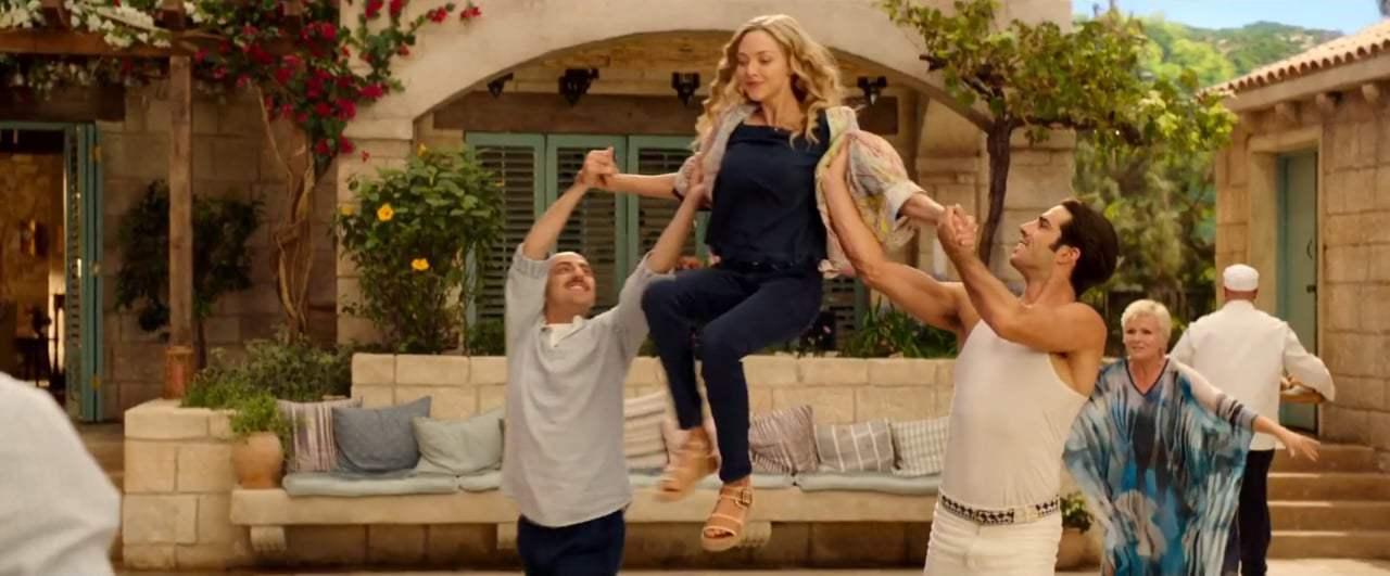 Mamma Mia! Here We Go Again TV Spot - Book Now (2018) Screen Capture #3