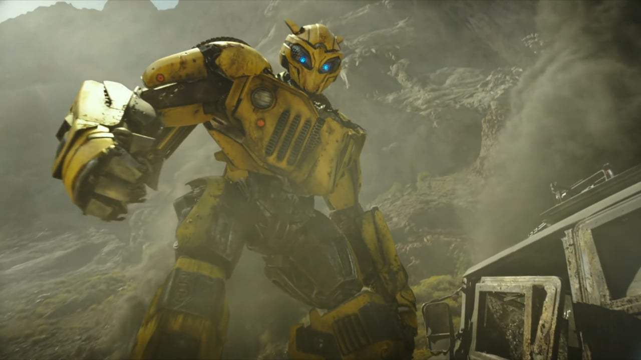 Bumblebee Featurette - Meet Director Travis Knight (2018) Screen Capture #4