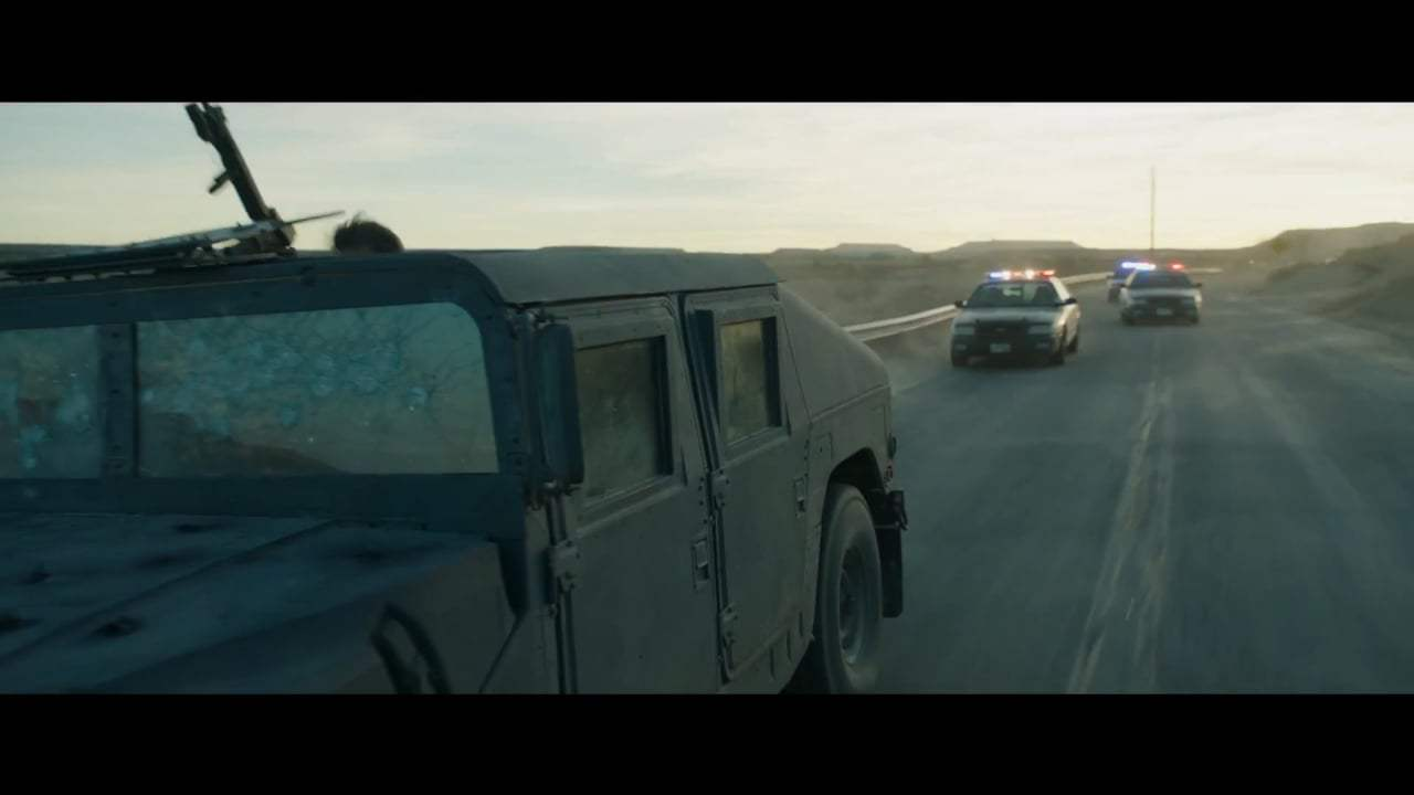 Sicario: Day of the Soldado Vignette - Going to War (2018) Screen Capture #1