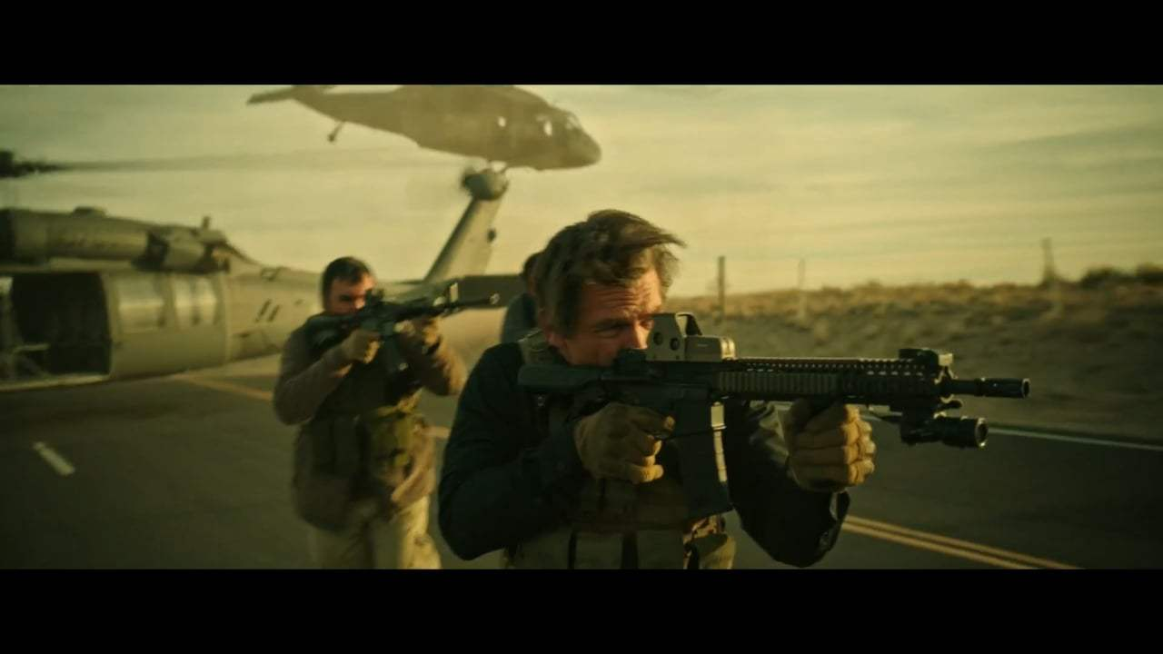 Sicario: Day of the Soldado Vignette - Going to War (2018) Screen Capture #4