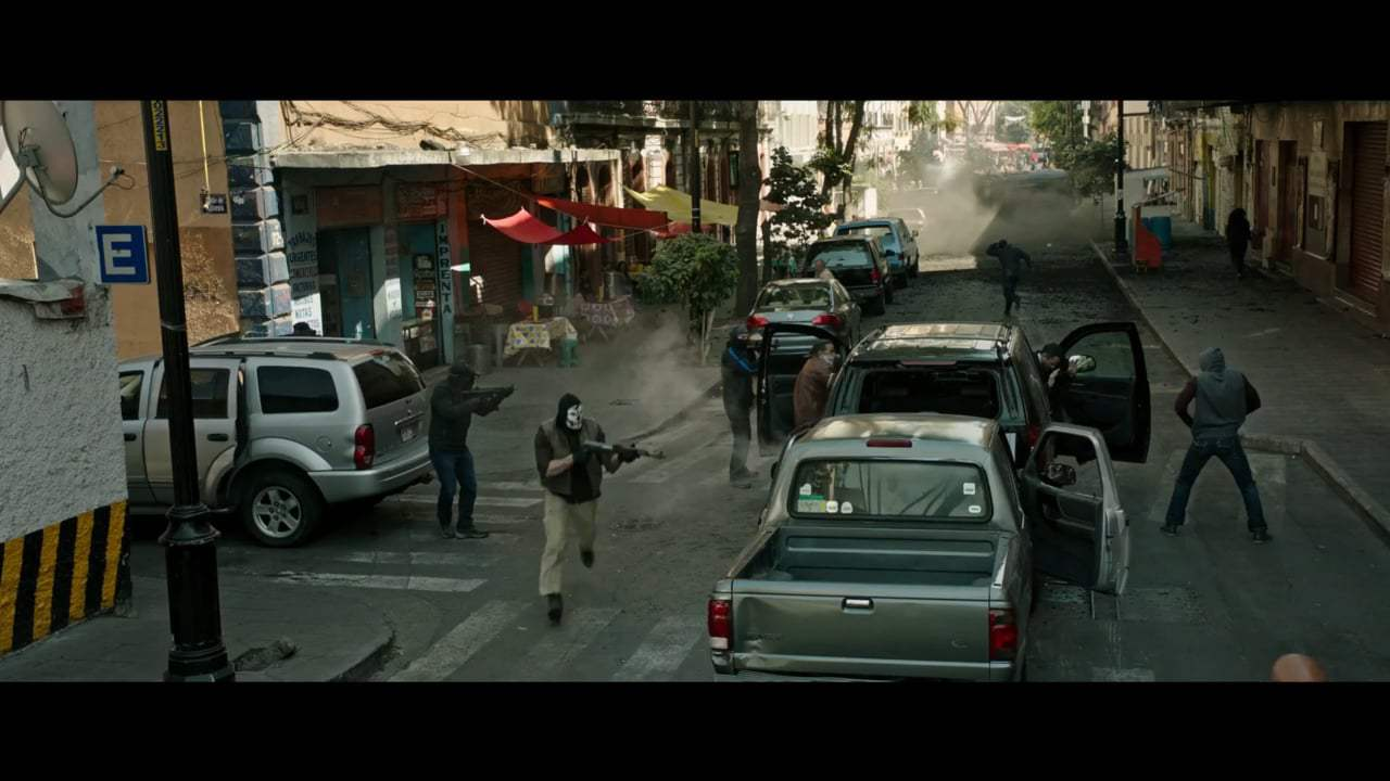 Sicario: Day of the Soldado Vignette - How to Start a War (2018) Screen Capture #2