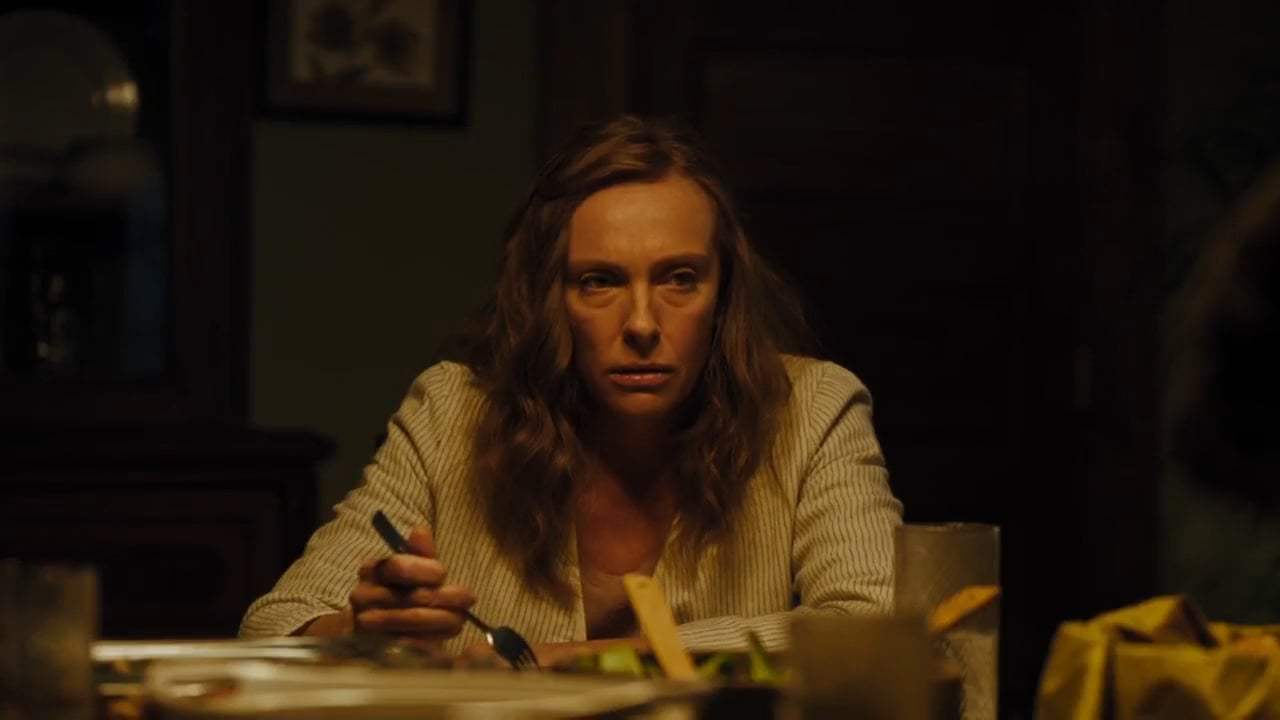 Hereditary TV Spot - Frighteningly Good (2018) Screen Capture #4