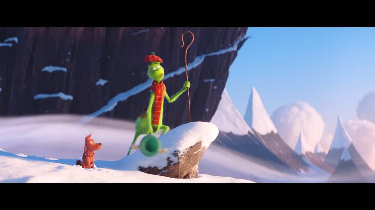 The Grinch Theatrical Trailer (2018) Screen Capture #3