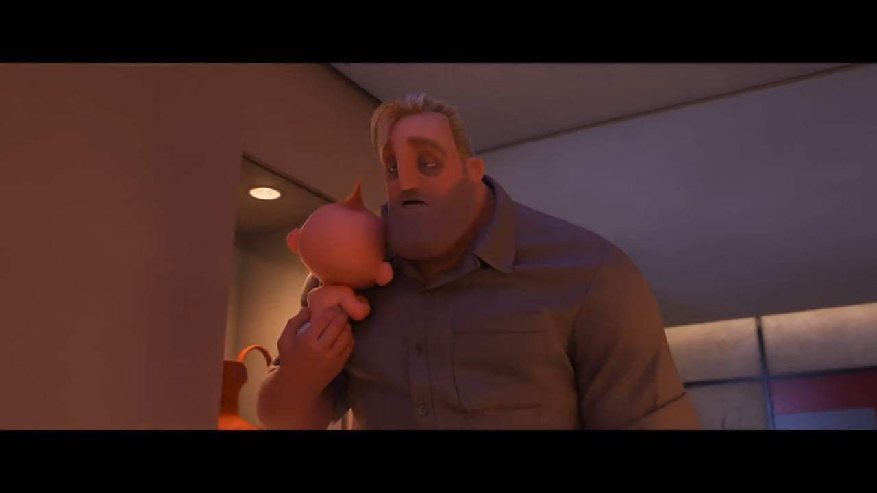 The Incredibles 2 (2018) - Edna Screen Capture #1