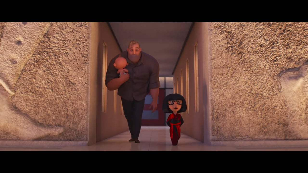 The Incredibles 2 (2018) - Edna Screen Capture #3