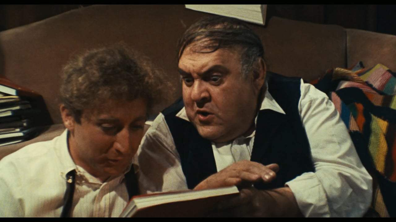 The Producers Trailer (1967) Screen Capture #1