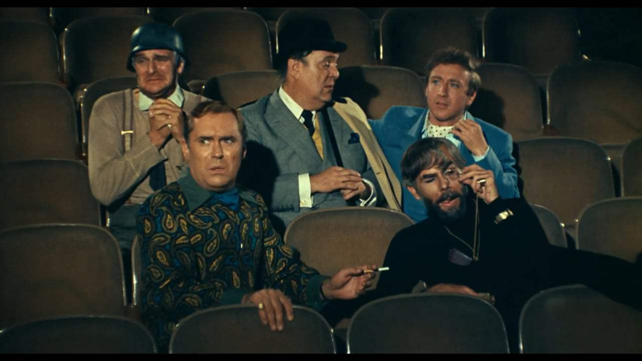 The Producers Trailer (1967) Screen Capture #2
