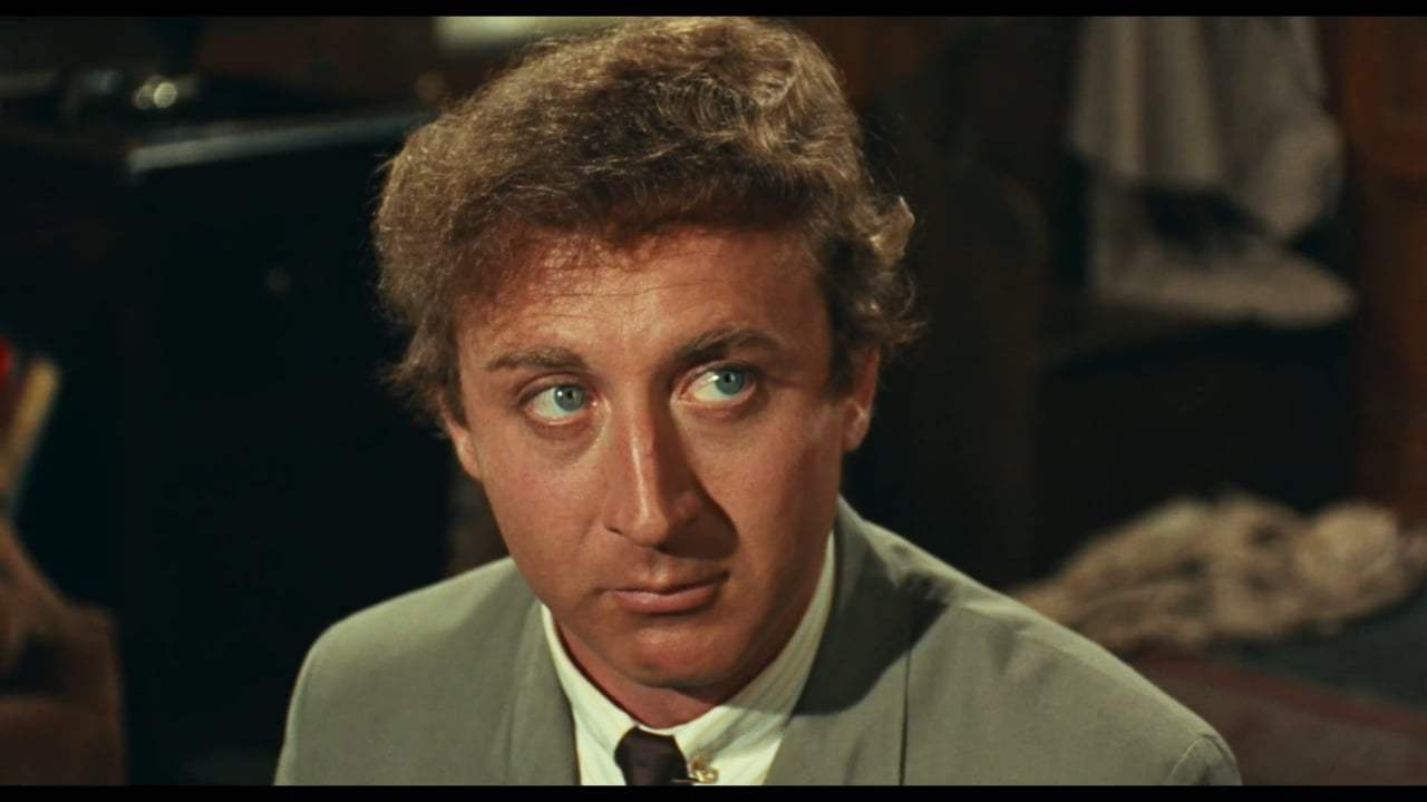 The Producers Trailer (1967) Screen Capture #4