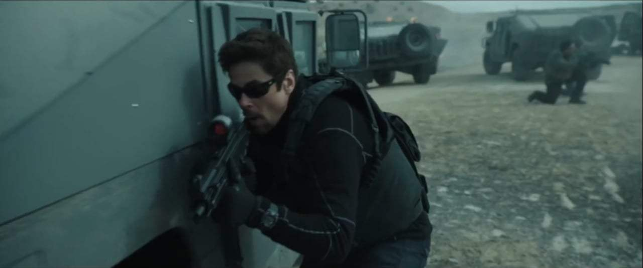 Sicario: Day of the Soldado TV Spot - Drive (2018) Screen Capture #1