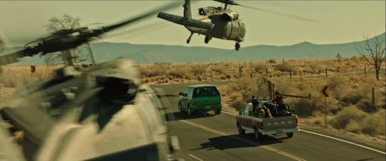 Sicario: Day of the Soldado TV Spot - Drive (2018) Screen Capture #3
