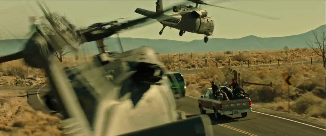 Sicario: Day of the Soldado TV Spot - Good Luck (2018) Screen Capture #4