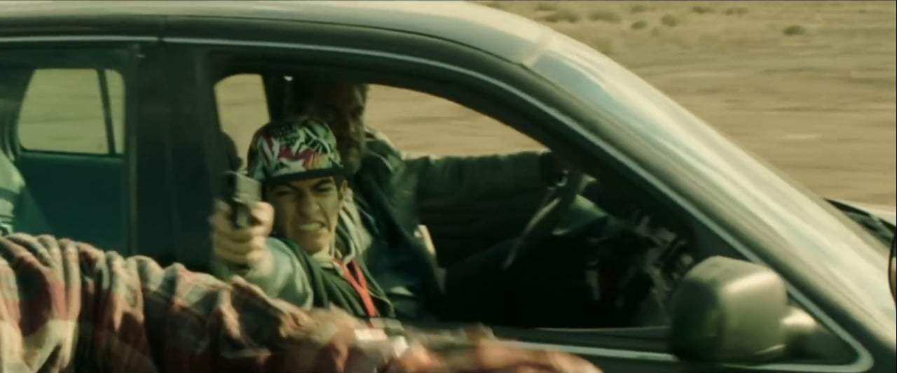 Sicario: Day of the Soldado TV Spot - Loose (2018) Screen Capture #3