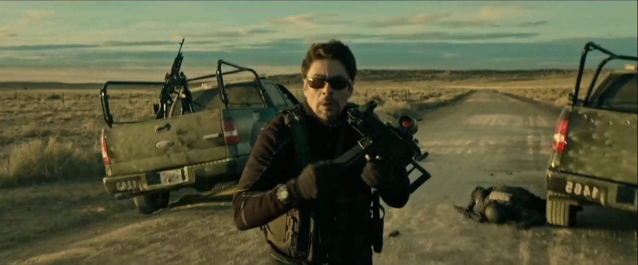 Sicario: Day of the Soldado TV Spot - Loose (2018) Screen Capture #4