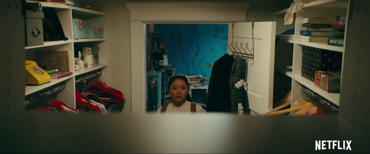 To All the Boys I've Loved Before Trailer (2018) Screen Capture #4