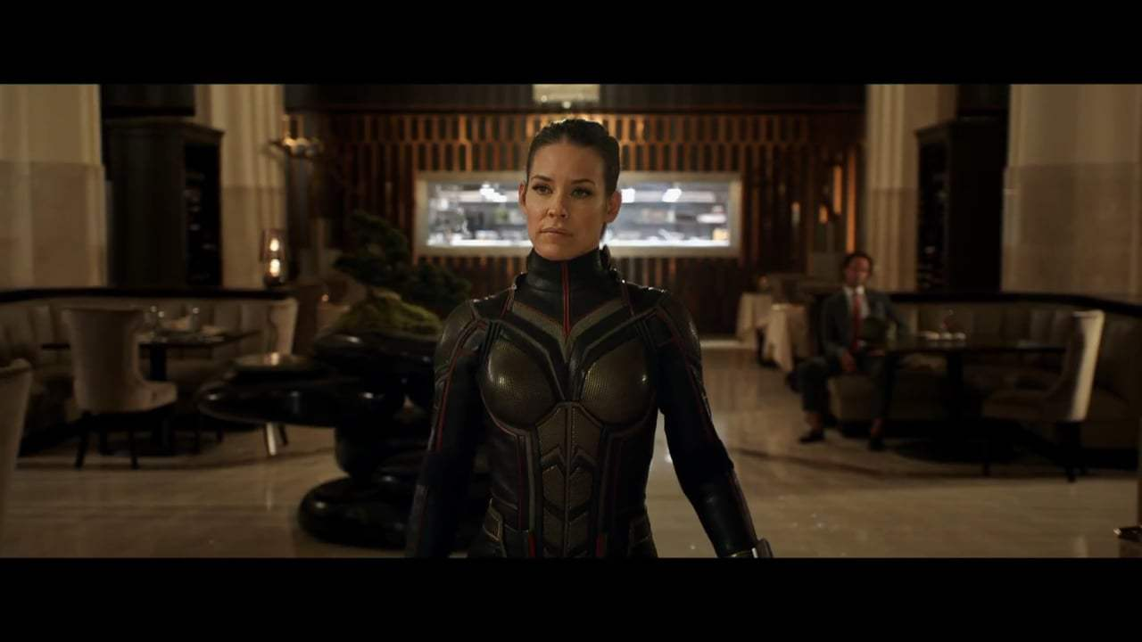 Ant-Man and the Wasp Featurette - It Takes Two (2018) Screen Capture #1