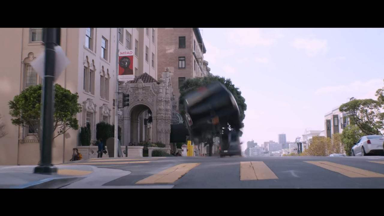 Ant-Man and the Wasp (2018) - Scenic Tour Screen Capture #4