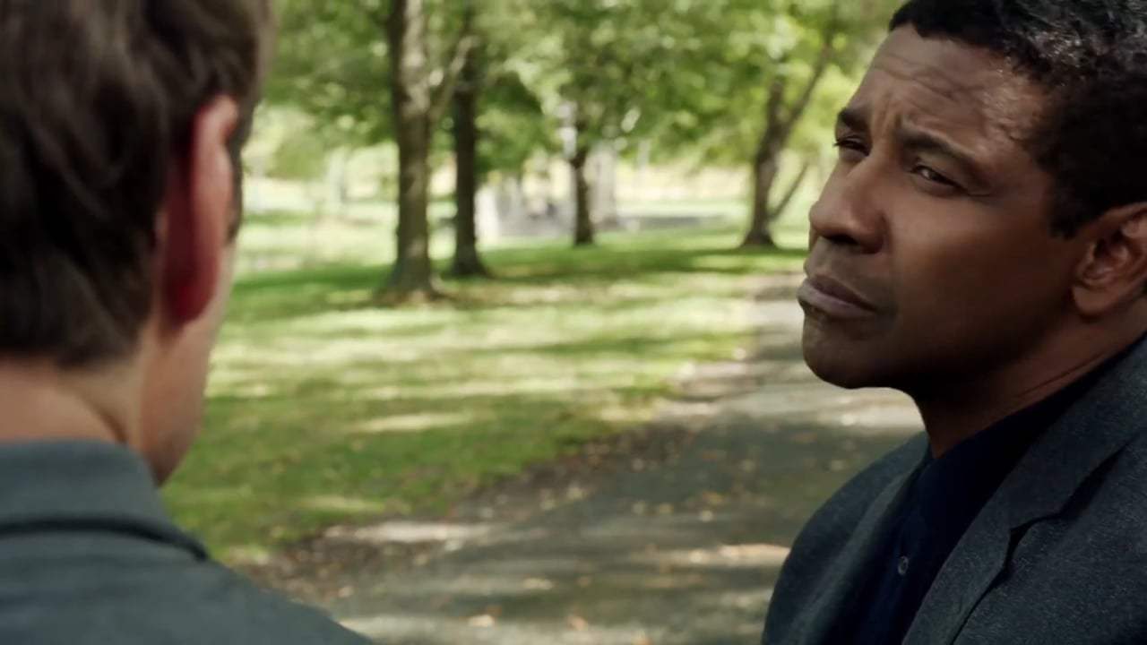 The Equalizer 2 TV Spot - Miles (2018) Screen Capture #2