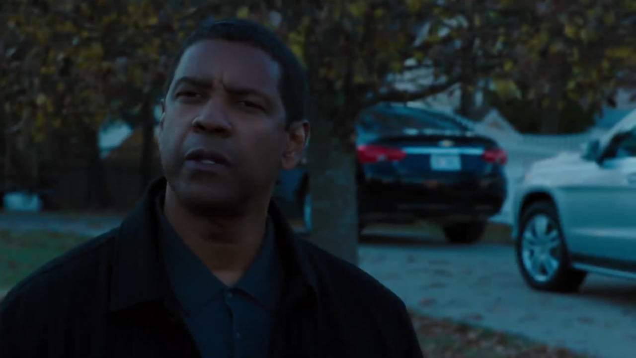 The Equalizer 2 TV Spot - Miles (2018) Screen Capture #4