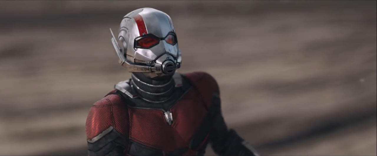 Ant-Man and the Wasp TV Spot - Flock (2018) Screen Capture #1