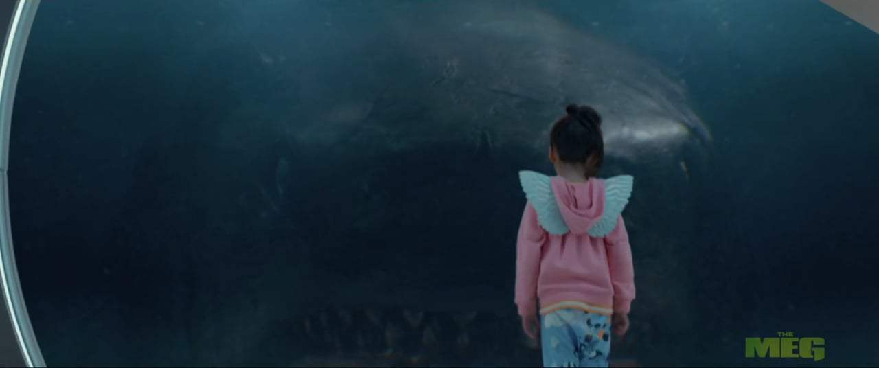 The Meg TV Spot - Carnage (2018) Screen Capture #1
