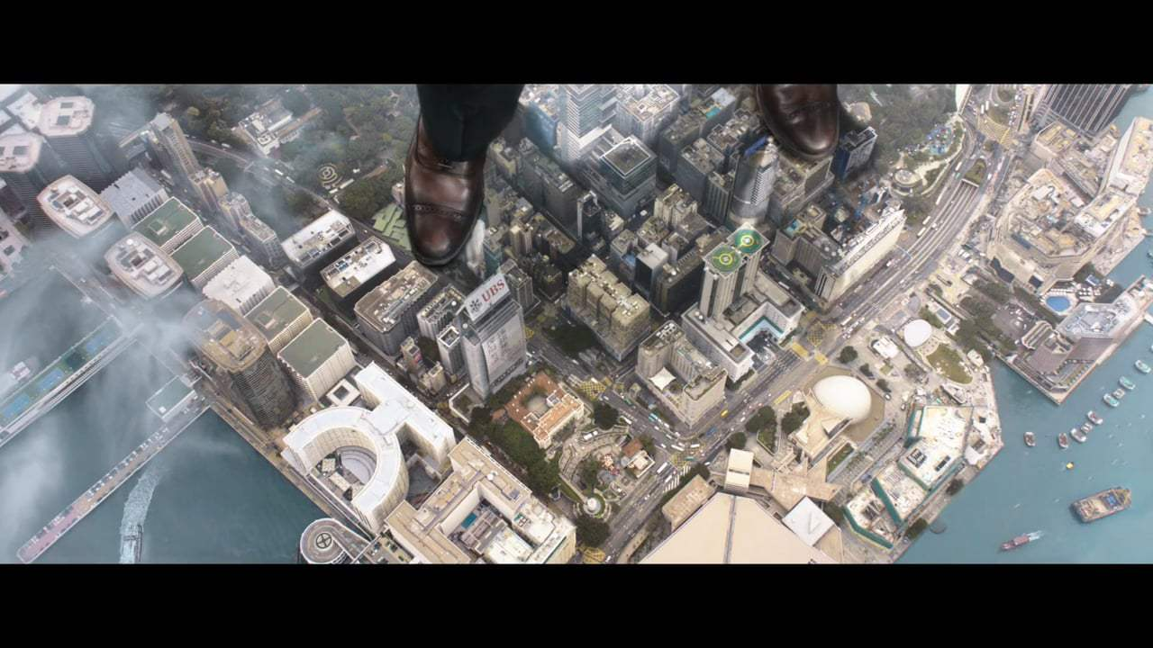 Skyscraper Featurette - Designing the Pearl (2018) Screen Capture #4