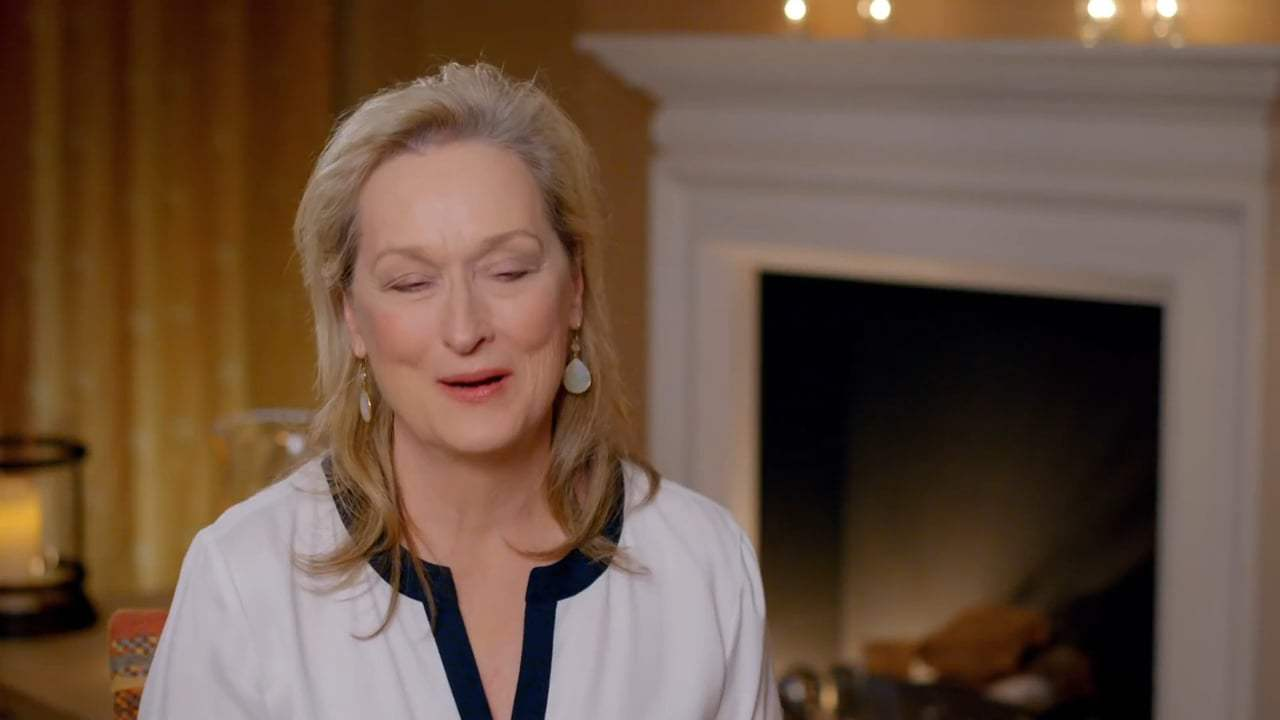 Mamma Mia! Here We Go Again Featurette - Becoming Donna (2018) Screen Capture #2