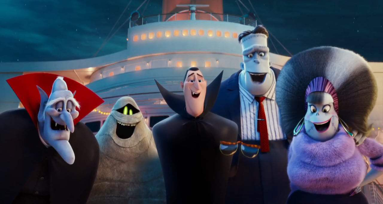 Hotel Transylvania 3: Summer Vacation TV Spot - School's Out (2018) Screen Capture #4