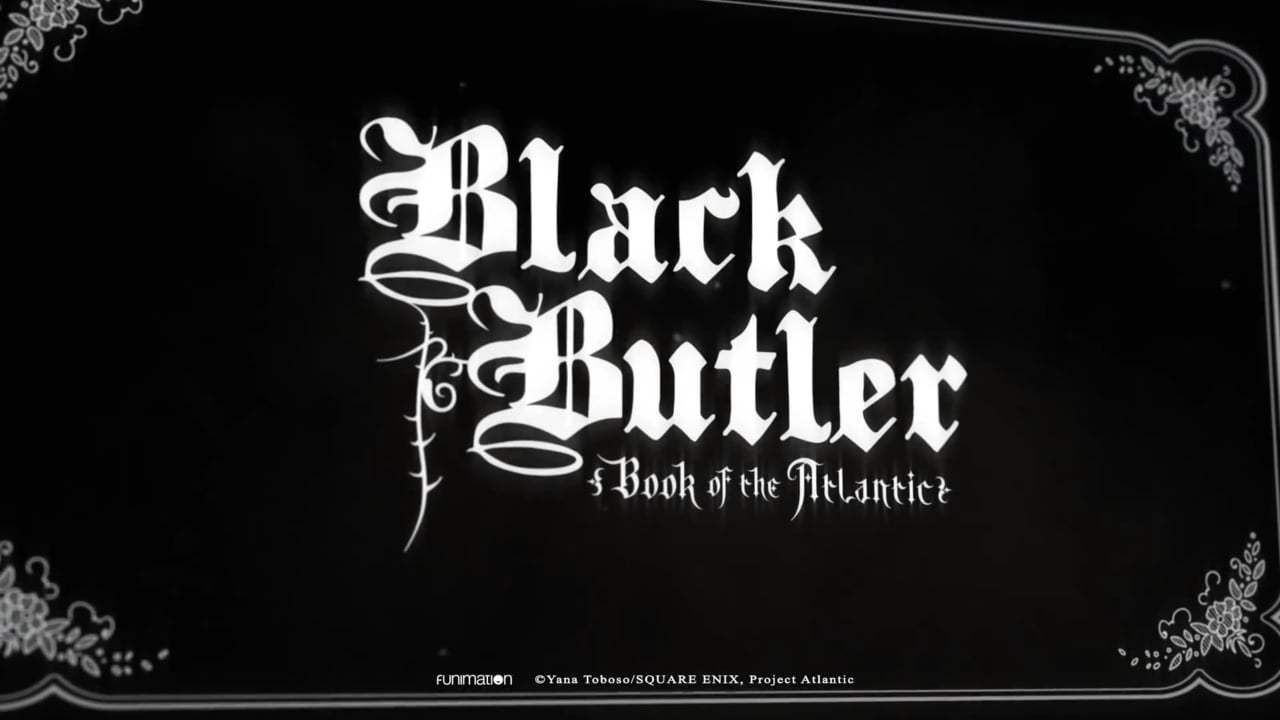 Black Butler: Book of the Atlantic Theatrical Trailer (2017) Screen Capture #4