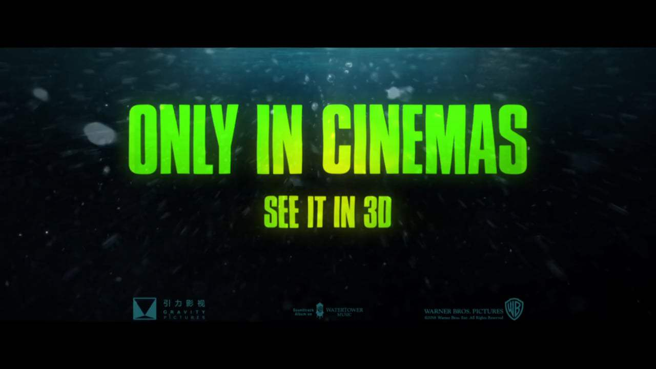 The Meg TV Spot - Swim Faster (2018) Screen Capture #4