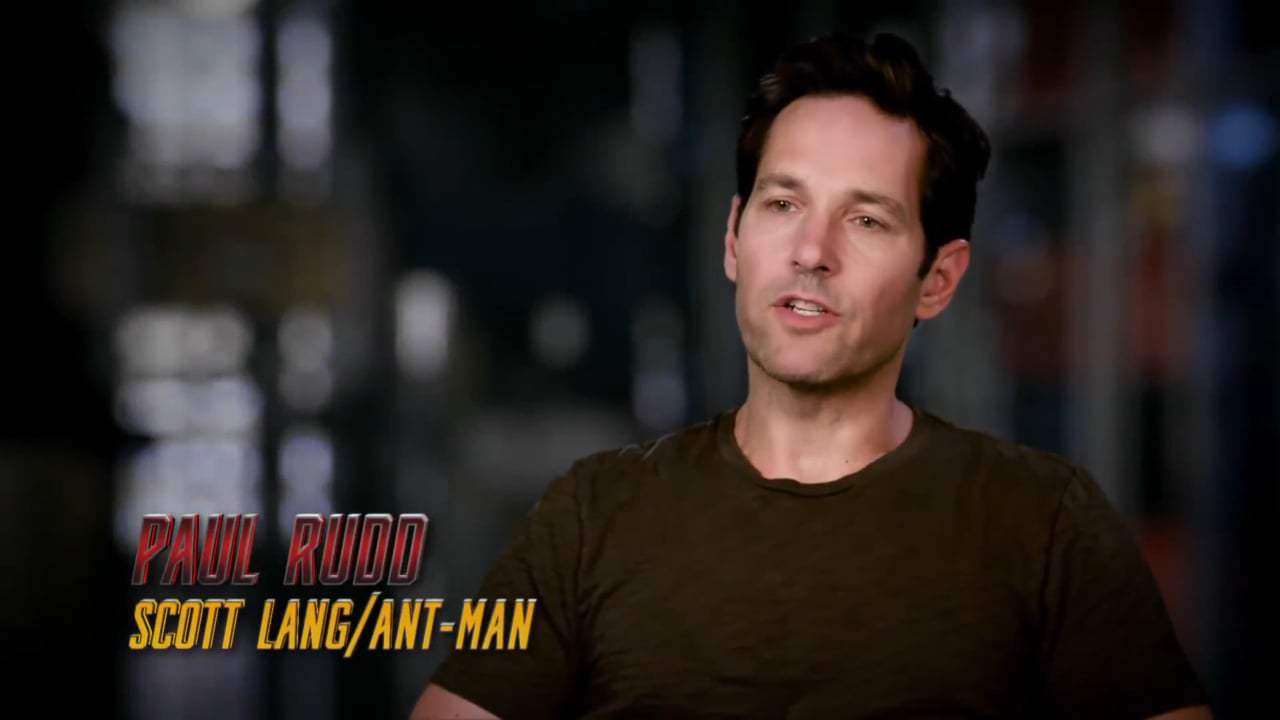 Ant-Man and the Wasp Featurette - Powers (2018) Screen Capture #1