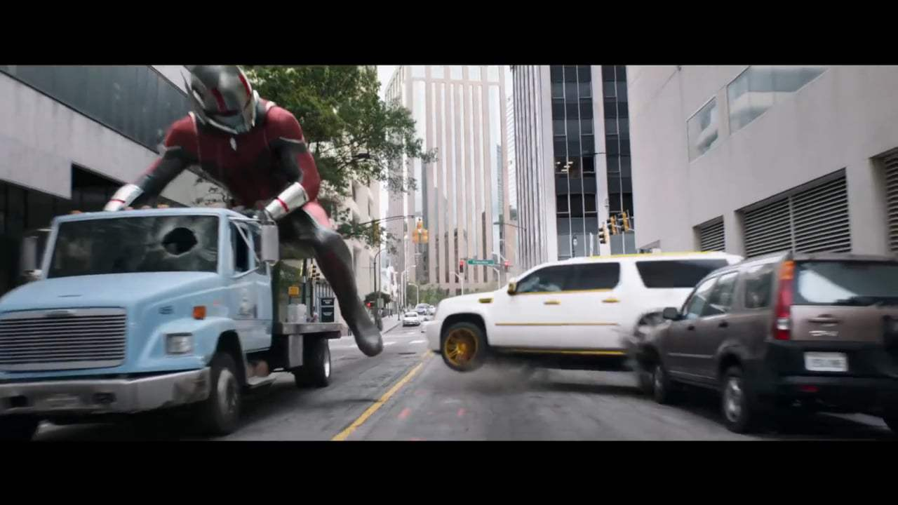 Ant-Man and the Wasp Featurette - Powers (2018) Screen Capture #2